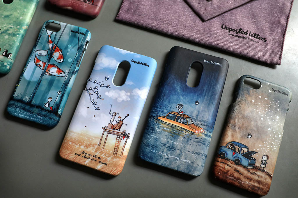 Mobile Phone Case | Limited Edition | Unposted Letters