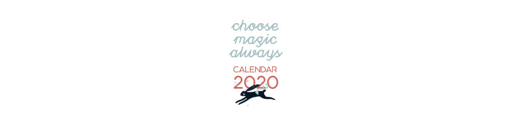 Art Calendar 2020 | Limited Edition | Handmade