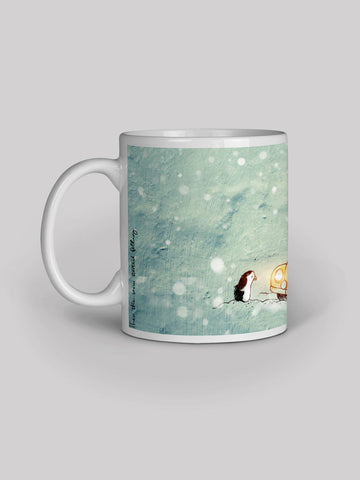 Coffee Mug - Snow fall