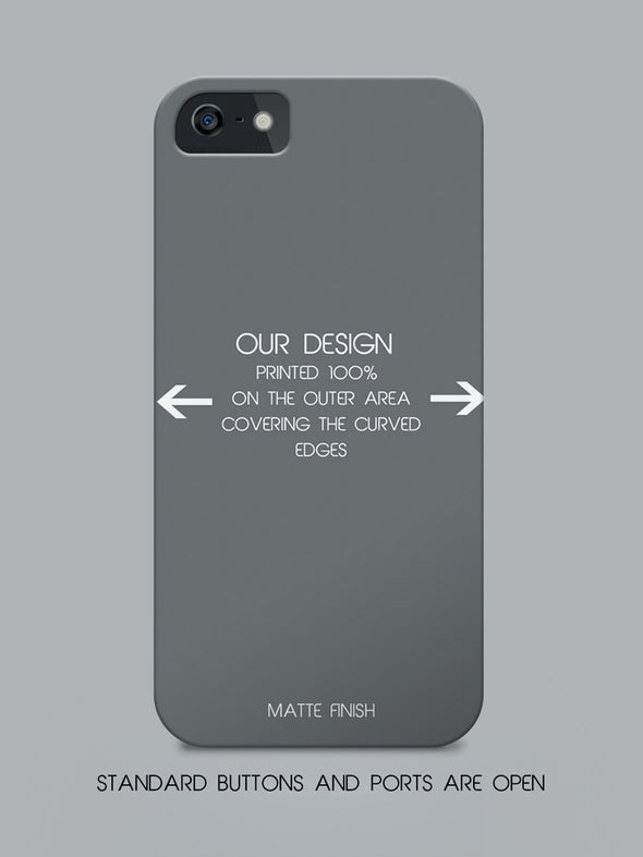 Mobile Phone Case - Phone case - 'Snow falls' - Unposted Letters Store - 2