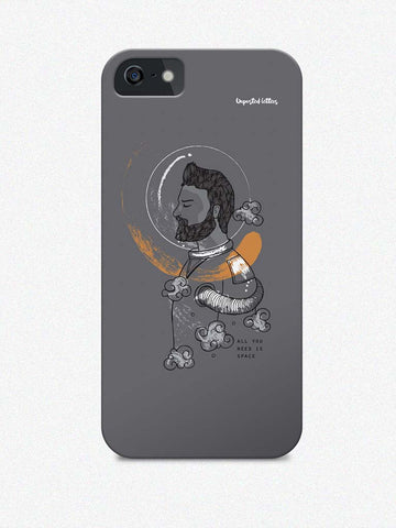 Phone case - 'All you need is space'