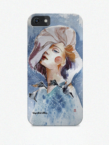 Phone case - 'Learning to fly again - Ⅰ'