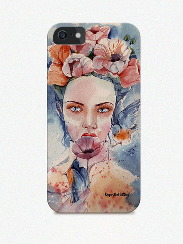 Phone case - 'Learning to fly again - Ⅱ'
