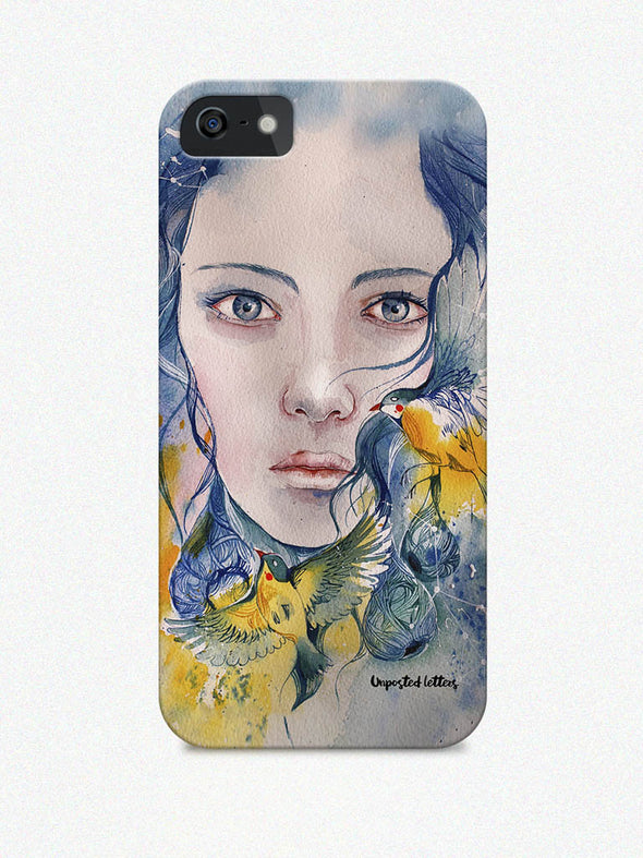 Phone case - 'Learning to fly again - Ⅲ'