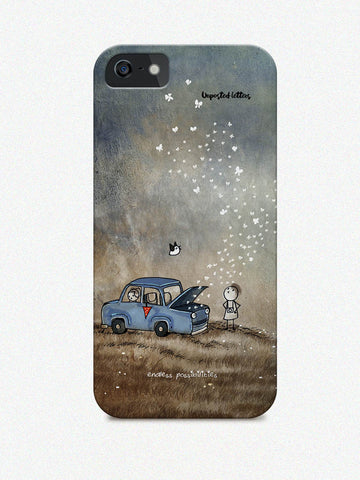 Phone case - 'Endless possibilities'