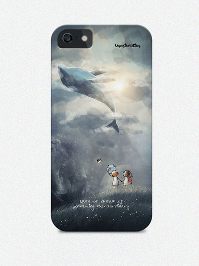Mobile Phone Case - Phone case - 'Then we dream' - Unposted Letters Store - 1