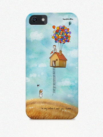 Phone case - 'In my mind'