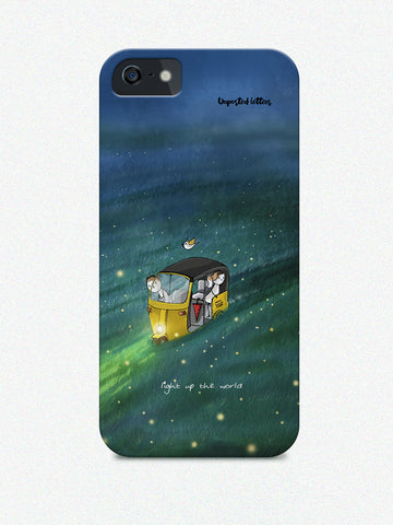Phone case - 'Light up the world'