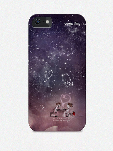 Mobile Phone Case - Phone case - 'Lover of the light' - Unposted Letters Store - 1