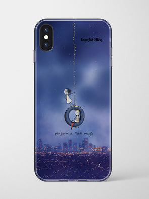Premium Glass Phone Case - 'Perform A Little Magic'