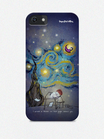 Mobile Phone Case - Phone case - 'Van Gogh' - Unposted Letters Store - 1