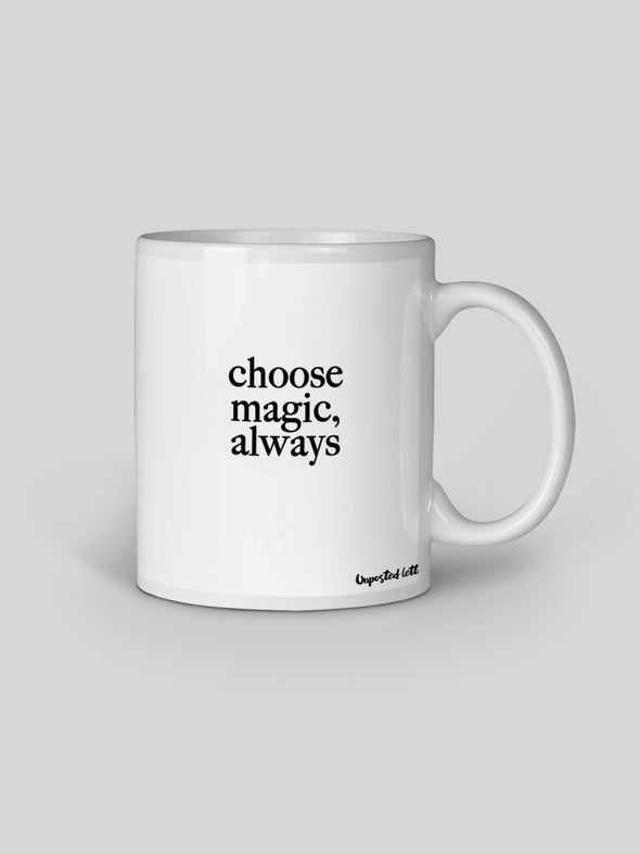 Coffee Mug - Choose Magic