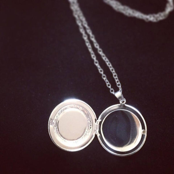 Firefighter Maltese Locket Necklace