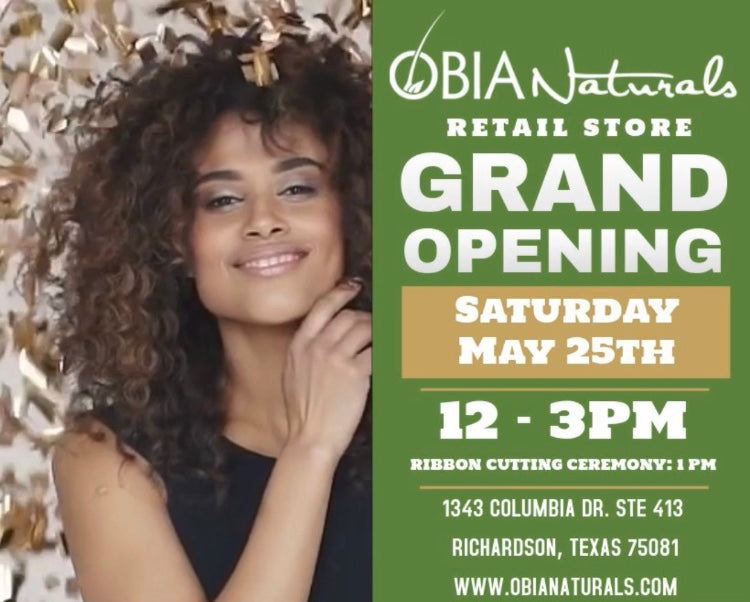 We're Opening Up Our Own Store! Join Us For The Grand Opening!