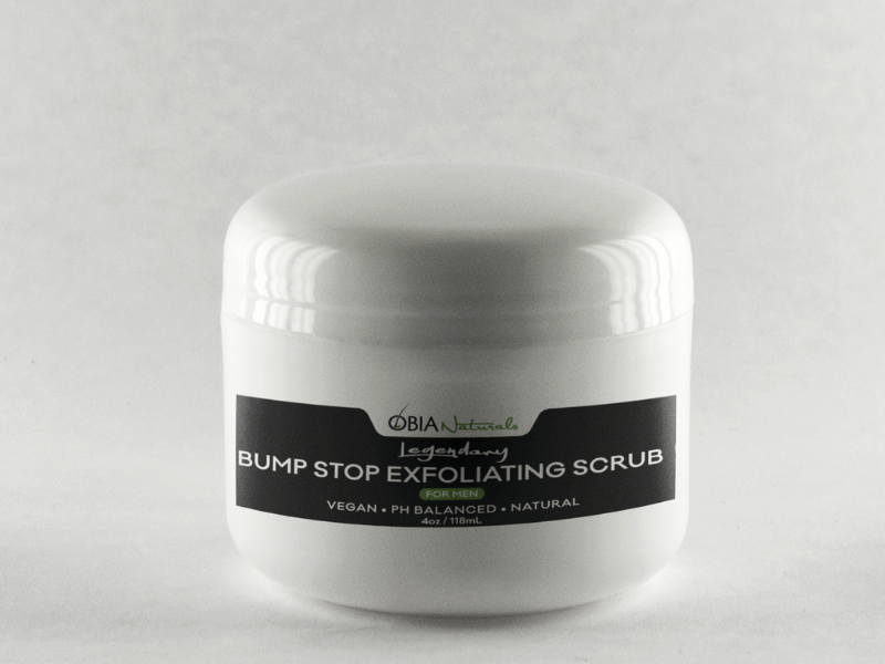 Legendary Bump Stop Exfoliating Scrub