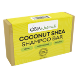Coconut Shea Shampoo Bar