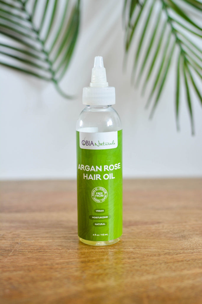 Argan Rose Hair Oil