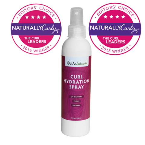 Curl Hydration Spray - OBIA Naturals - 1