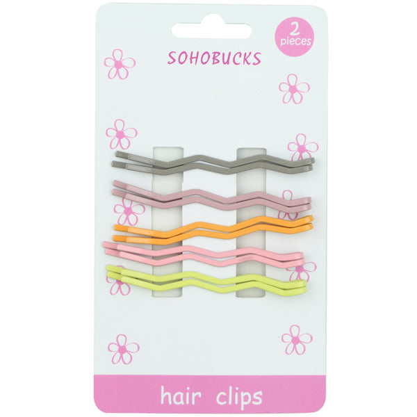 Hair Pins Clips,Hair Accessories Clips Grips 1288 - SOHOBUCKS CO.,LIMITED
