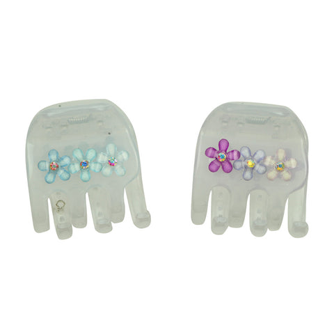 Plastic Hair Grip Octopus Clip Spider Jaw Hair Claw Clips 8190