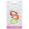 Sparkly Hair Accessories  Tappered Metal Snap Clip hair  for Girls 1276 - SOHOBUCKS CO.,LIMITED