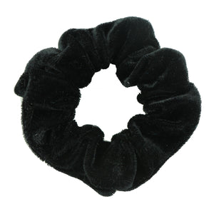 black velvet hair scrunchies,ponytail private label,velvet scrunchies for hair set5577 - SOHOBUCKS CO.,LIMITED