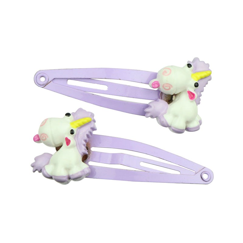 custom poly resin Dinosaur purple snap hair grip baby girl hair barrette clip wholesale at factory price7740 - SOHOBUCKS CO.,LIMITED