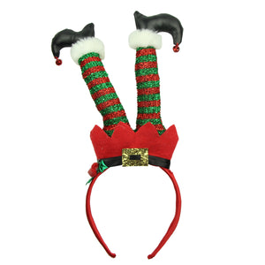 elf leg christmas headband birthday party supplies festival headwear 8102 - SOHOBUCKS CO.,LIMITED