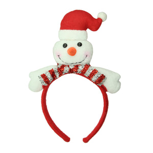 festival hair accessories christmas snowman party hairband 8144 - SOHOBUCKS CO.,LIMITED