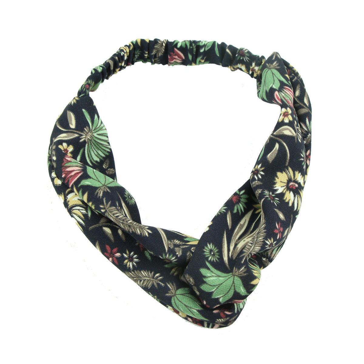 head wrap boho hair accessories,floral winter head wrap,pre tied head wrap 6711