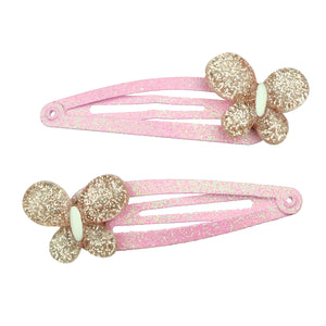 mini hair butterfly clip mini baby hair clip baby hair clip sets7697 - SOHOBUCKS CO.,LIMITED