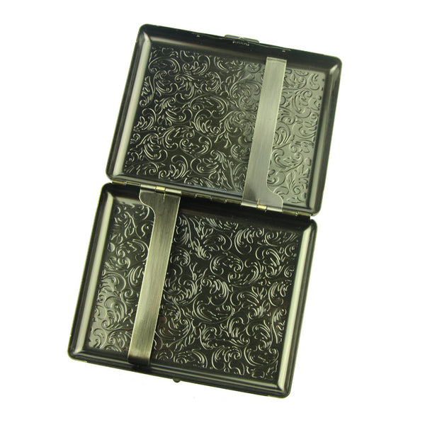 stainless steel business card holder8753