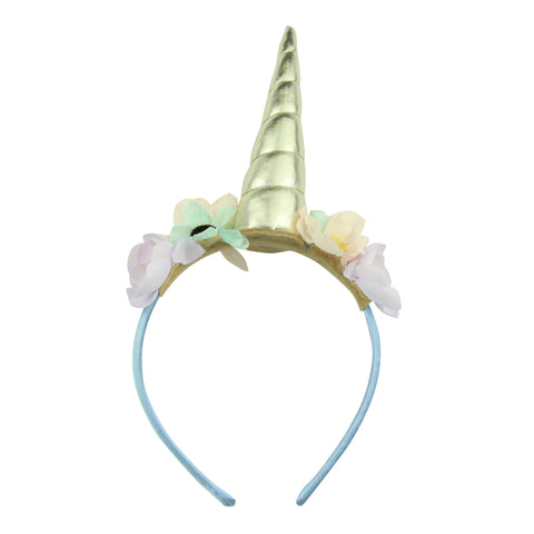 unicorn birthday party supplies unicorn horn headbands with cat ears 6107 - SOHOBUCKS CO.,LIMITED
