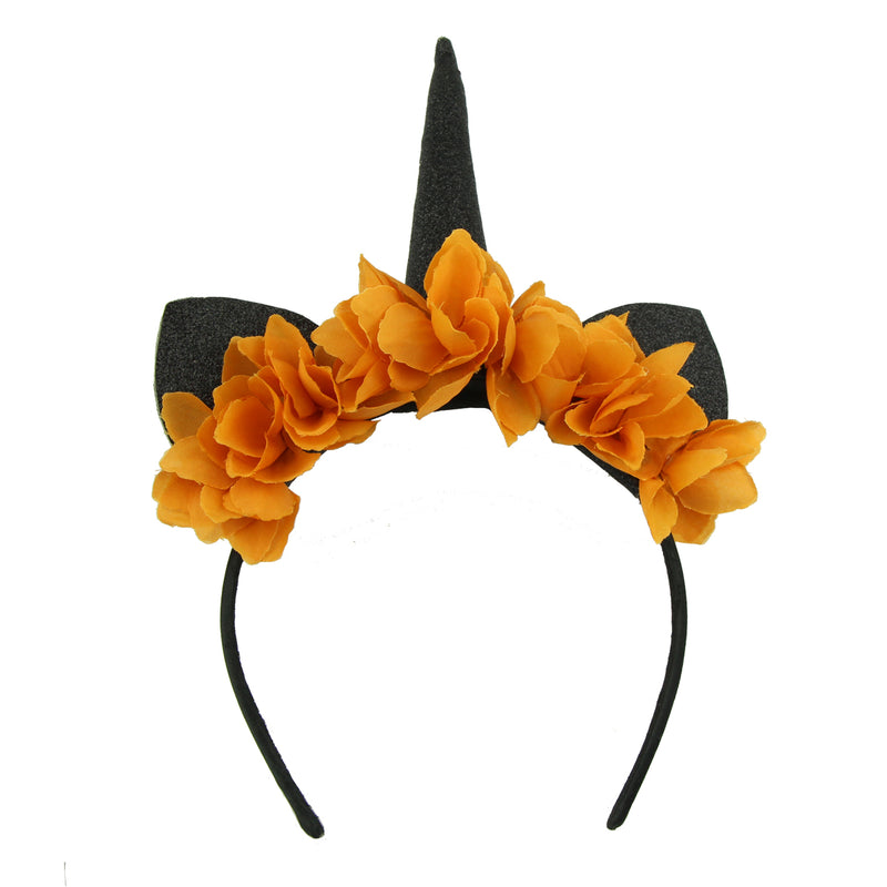 unicorn horn party decorations Unicorn Flower Crown Headband Animal Ear Headband  hairband5922
