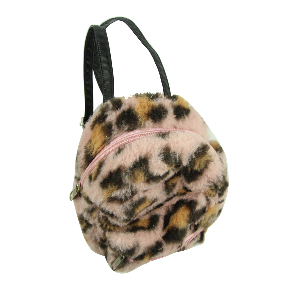 wholesale fashion coin purse custom animal print leopard backpack coin purse8011 - SOHOBUCKS CO.,LIMITED