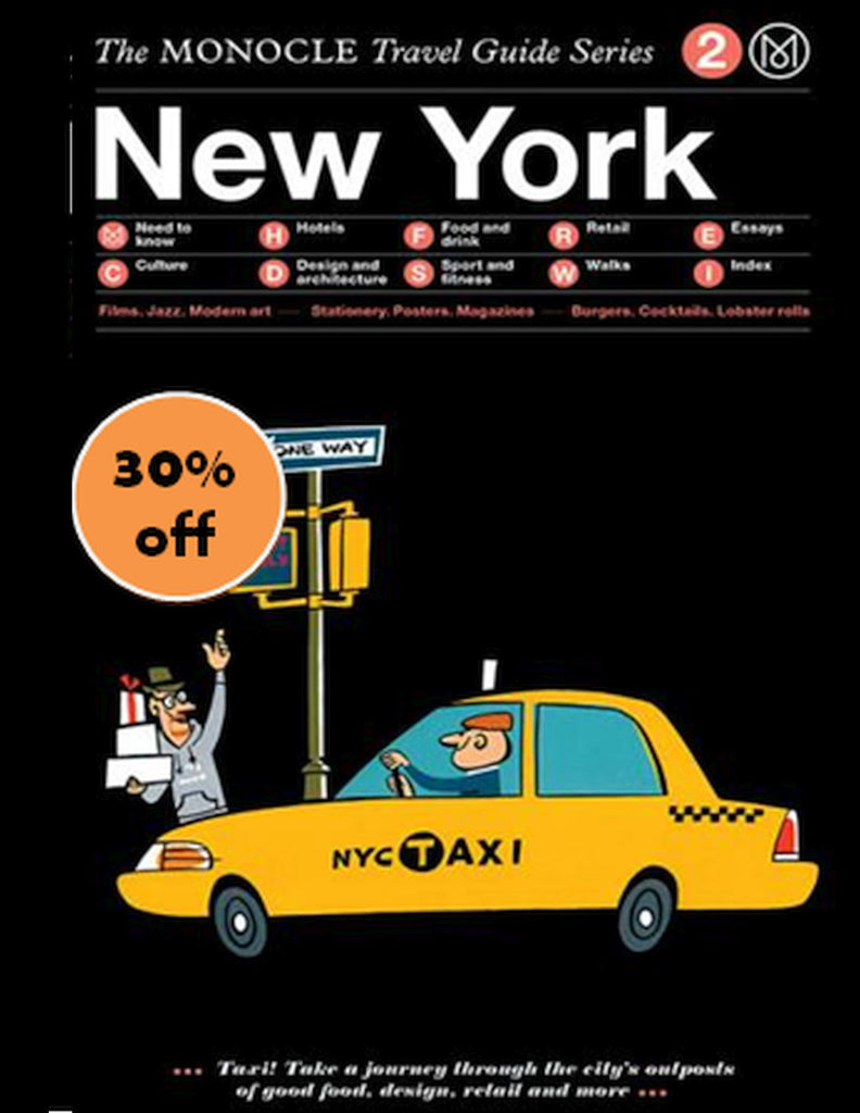 Monocle Travel Guides: New York