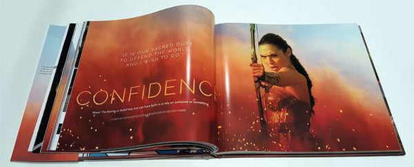 Wonder Woman: The Art and Making of the Film ($58 before discounted)