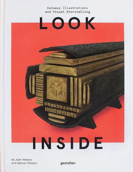Look Inside: Cutaway Illustrations and Visual Storytelling