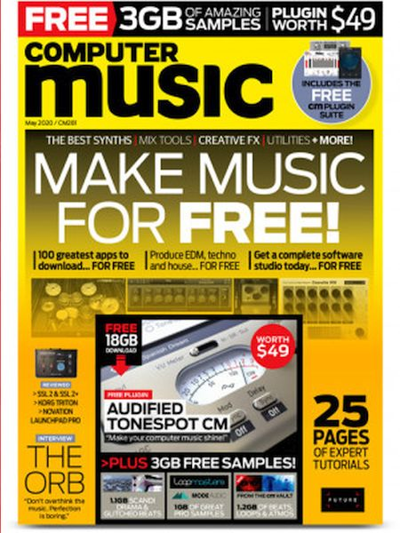 Computer Music - May 2020 Issue 281