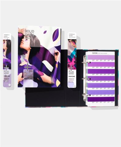 PANTONE @SKU:1608N  SOLID COLOR SET INCLUDES PAPER CHIP SAVERS