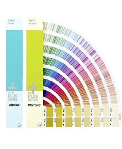 CMYK Color Guide Coated & Uncoated SKU: GP5101A