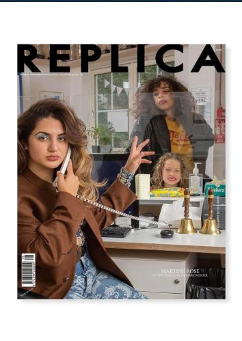 Replica, Issue 8