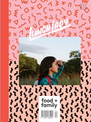 Lunch Lady Magazine Issue 20