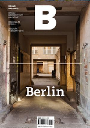 Brand Documentary Magazine # 43 Berlin