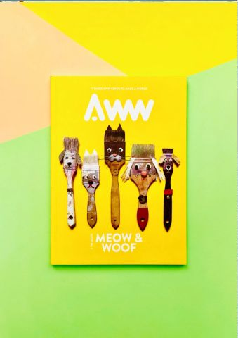 AWW Issue NO  1: Meow & Woof