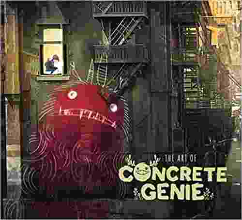 The Art Of Concrete Genie Hardcover