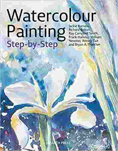 Watercolour Painting Step-by-Step Paperback