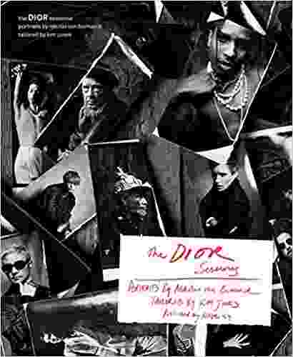The Dior Sessions: Dior Men by Kim Jones Hardcover