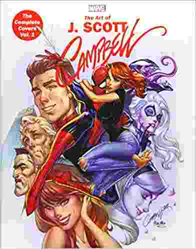 Marvel Monograph: The Art Of J. Scott Campbell - The Complete Covers Vol. 1 Paperback