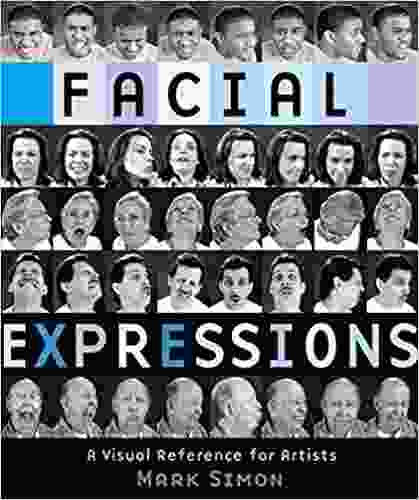 Facial Expressions: A Visual Reference for Artists Paperback